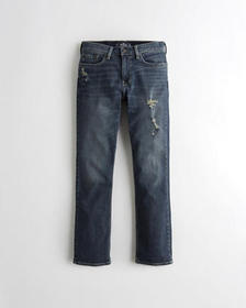 Hollister Hollister Epic Flex Boot Jeans, DESTROYE