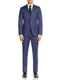 Z Zegna - Drop 8 Micro-Birdseye Slim Fit Suit