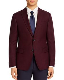 Z Zegna - Micro-Check Slim Fit Sport Coat