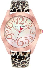 Betsey Johnson Wild Betsey Watch
