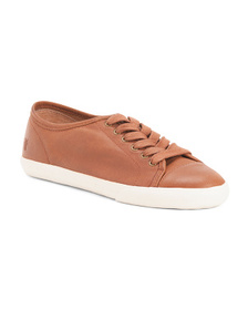 FRYE Leather Fashion Sneakers