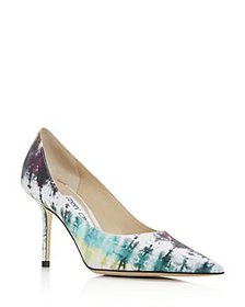 Jimmy Choo - Women's Love 85 Tie-Dye High-Heel Pum