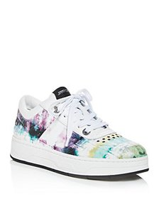 Jimmy Choo - Women's Hawaii Low-Top Sneakers