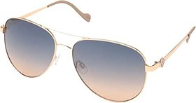 Jessica Simpson Metal Aviator