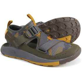 Chaco Camo Olive Odyssey Water Shoes (For Men) in