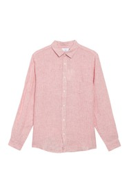 Onia Abe Linen Slim Fit Shirt