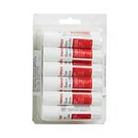 Staples Permanent Glue Sticks, .28 oz., 18/Pack (1