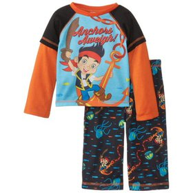 Disney Boys' Pajama Jake and The Pirates Poly Long on sale at Walmart