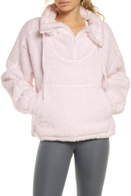 Free People FP Movement Big Sky Faux Shearling Pul