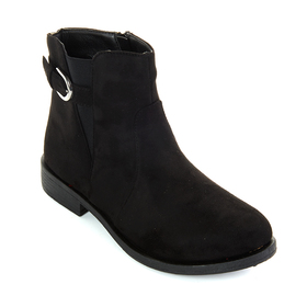 Womens Wanted Tivoli Side Gore Ankle Boots