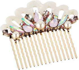 Betsey Johnson Shell Hair Comb