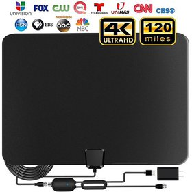 Amplified HD TV Antenna, 2020 Upgraded Digital Ind