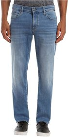 Mavi Jeans Marcus Slim Straight Leg in Light Super
