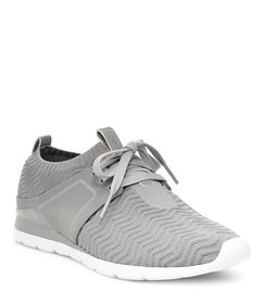 UGG® Willows Soft Knit Lace-Up Sneakers