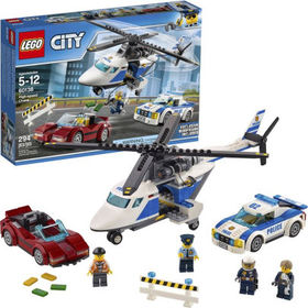 Title: LEGO City High-speed Chase 60138 (Retiring