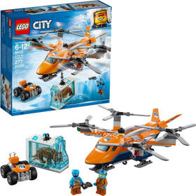Title: LEGO City Arctic Air Transport 60193 (Retir