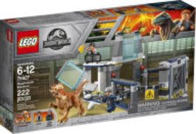 Title: LEGO Jurassic World 75927 Stygimoloch Break