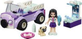 Title: LEGO Friends Emma's Mobile Vet Clinic 41360