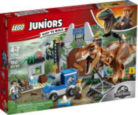Title: LEGO Juniors 10758 Jurassic World T. rex Br