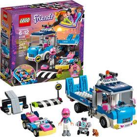 Title: LEGO Friends Service & Care Truck 41348