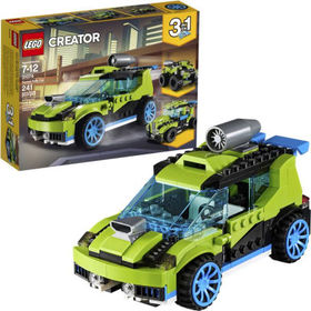 Title: LEGO Creator Rocket Rally Car 31074 (Retiri