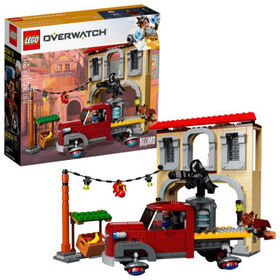 Title: LEGO Overwatch Dorado Showdown 75972 (Retir