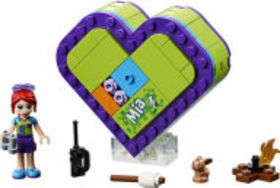 Title: LEGO Friends Mia's Heart Box 41358