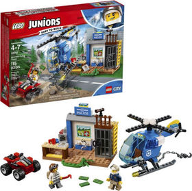 Title: LEGO Juniors Mountain Police Chase 10751