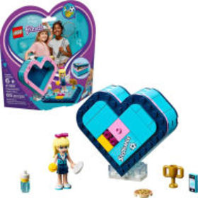 Title: LEGO Friends Stephanie's Heart Box 41356