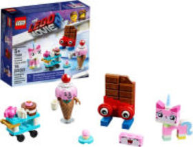 Title: LEGO The LEGO Movie Unikitty's Sweetest Fri