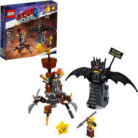 Title: LEGO The LEGO Movie Battle-Ready Batman and