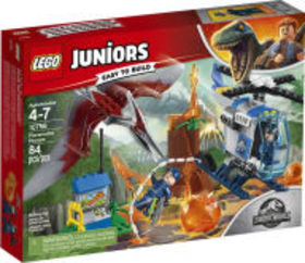 Title: LEGO Juniors 10756 Jurassic World Pteranodo