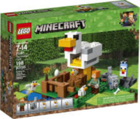 Title: LEGO® Minecraft The Chicken Coop 21140