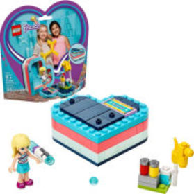 Title: LEGO Friends Stephanie's Summer Heart Box 4