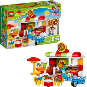 Title: LEGO DUPLO Pizzeria 10834 (Retiring Soon)