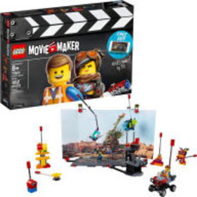 Title: LEGO The LEGO Movie - Lego Movie Maker 7082