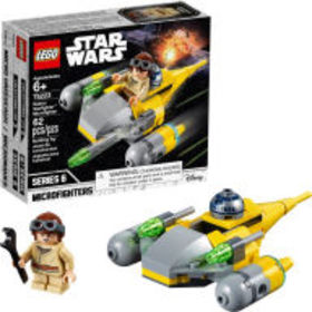 Title: LEGO Star Wars Naboo Starfighter Microfight