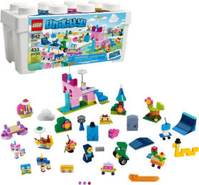 Title: LEGO Unikitty Unikingdom Creative Brick Box