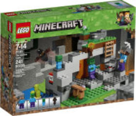 Title: LEGO® Minecraft The Zombie Cave 21141