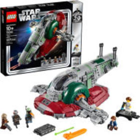 Title: LEGO Star Wars TM Slave l -20th Anniversary