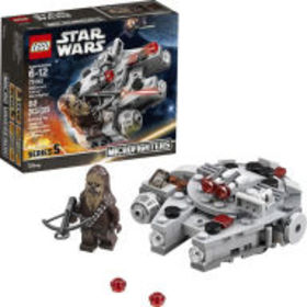 Title: LEGO Star Wars Millennium Falcon Microfight