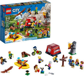 Title: LEGO City Town People Pack - Outdoor Advent