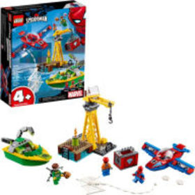 Title: LEGO Super Heroes 76134 Spider-Man Diamonds