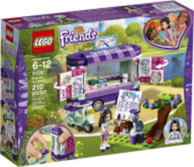 Title: LEGO Friends Emma's Art Stand 41332 (Retiri