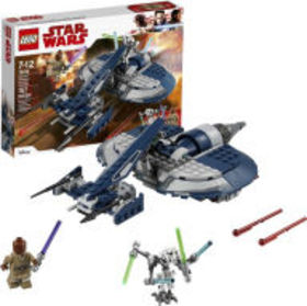 Title: LEGO Star Wars General Grievous' Combat Spe