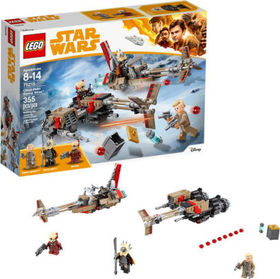 Title: LEGO Star Wars Cloud-Rider Swoop Bikes 7521