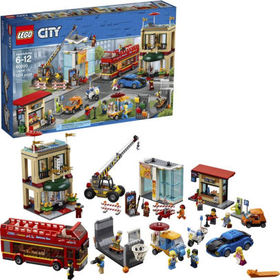 Title: LEGO City Town Capital City 60200 (Retiring