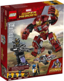 Title: LEGO Super Heroes Marvel Avengers Movie 761