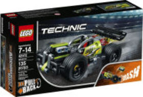 Title: LEGO Technic WHACK! 42072 (Retiring Soon)
