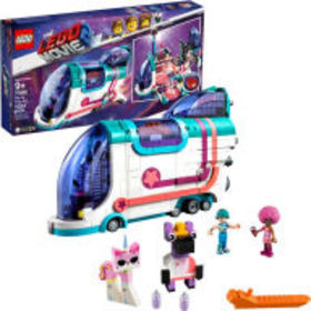 Title: LEGO The LEGO Movie Pop-Up Party Bus 70828